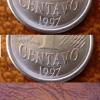 1 cent. 1997 duplo 9298 Casa do Colecionador