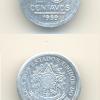 10 cent. aluminio 1959 27226 Casa do Colecionador