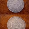 1000 reis prata 1862 13088 Casa do Colecionador
