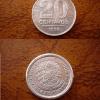 20 cent. aluminio 1959 27208 Casa do Colecionador