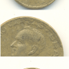 20 centv. 1948 sobra de metal 28011 Casa do Colecionador