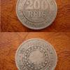 200 reis 1895 27202 Casa do Colecionador
