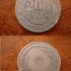 200 reis 1899 27201 Casa do Colecionador