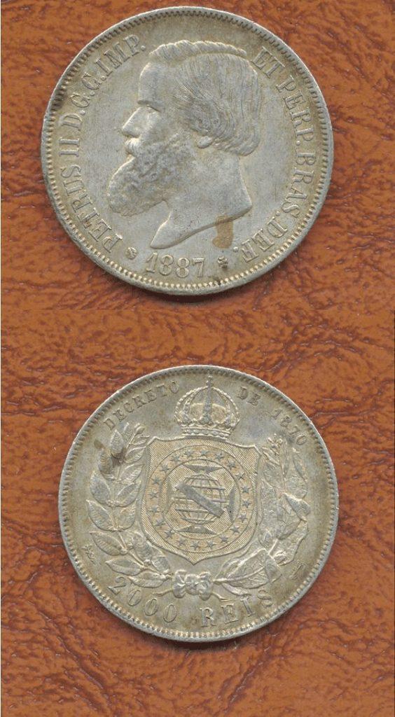 2000 reis prata 1887 data escassa 23940 scaled Casa do Colecionador