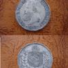 500 reis prata 1868 7507 Casa do Colecionador