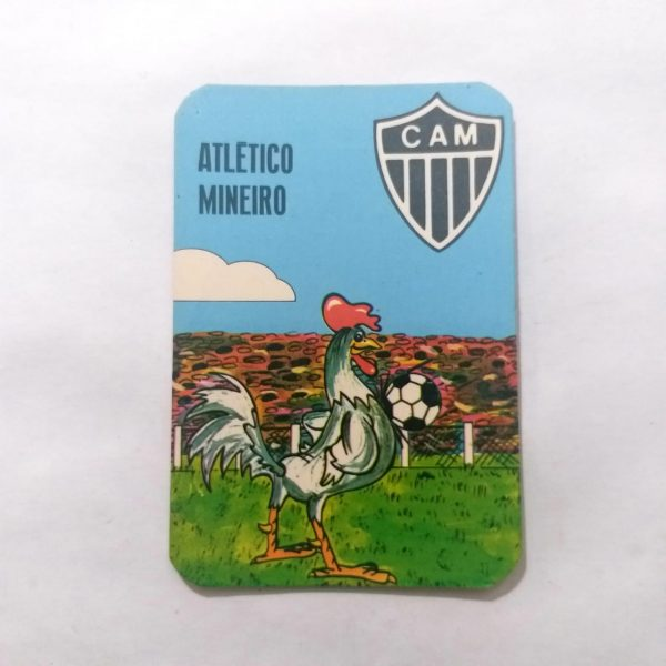 Calendario Atletico 3 Casa do Colecionador
