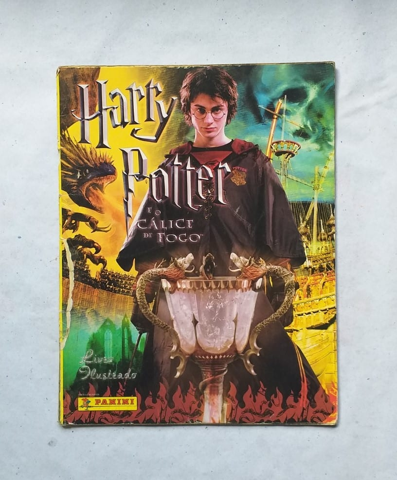 Harry Potter e o calice de fogo 13 Casa do Colecionador