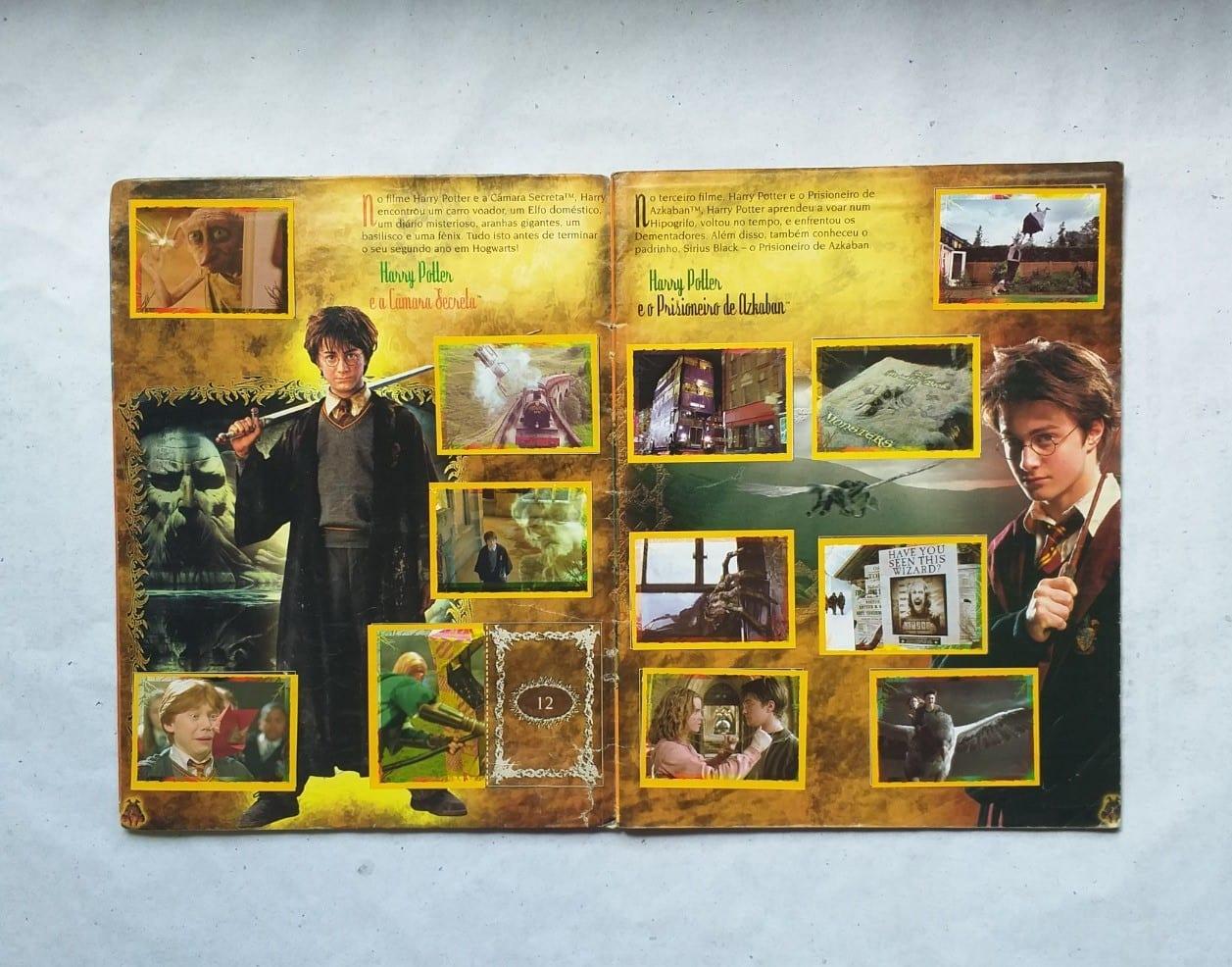 Harry Potter e o calice de fogo 14 Casa do Colecionador