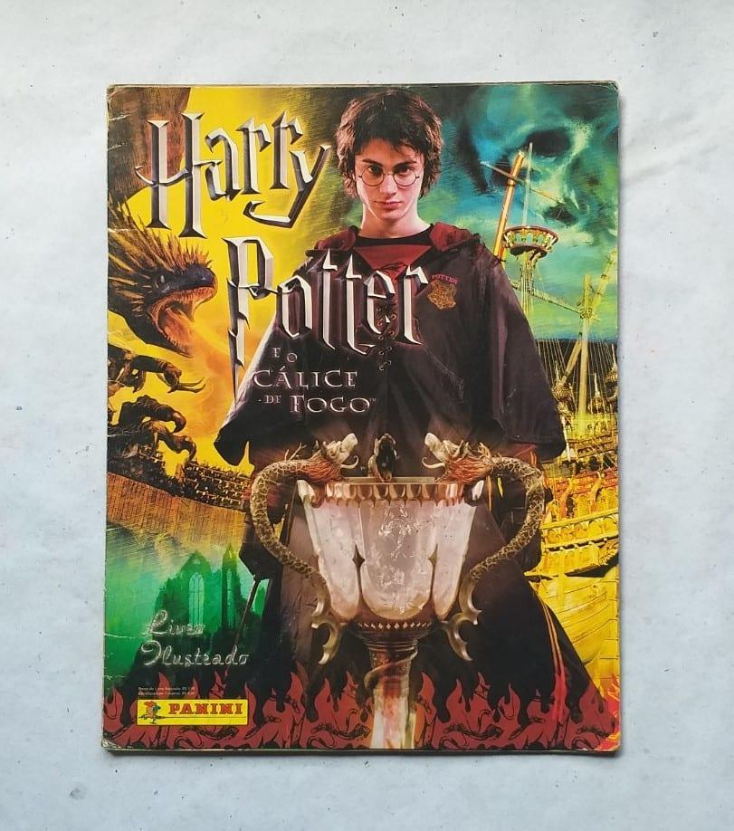 Harry Potter e o calice de fogo 4 Casa do Colecionador