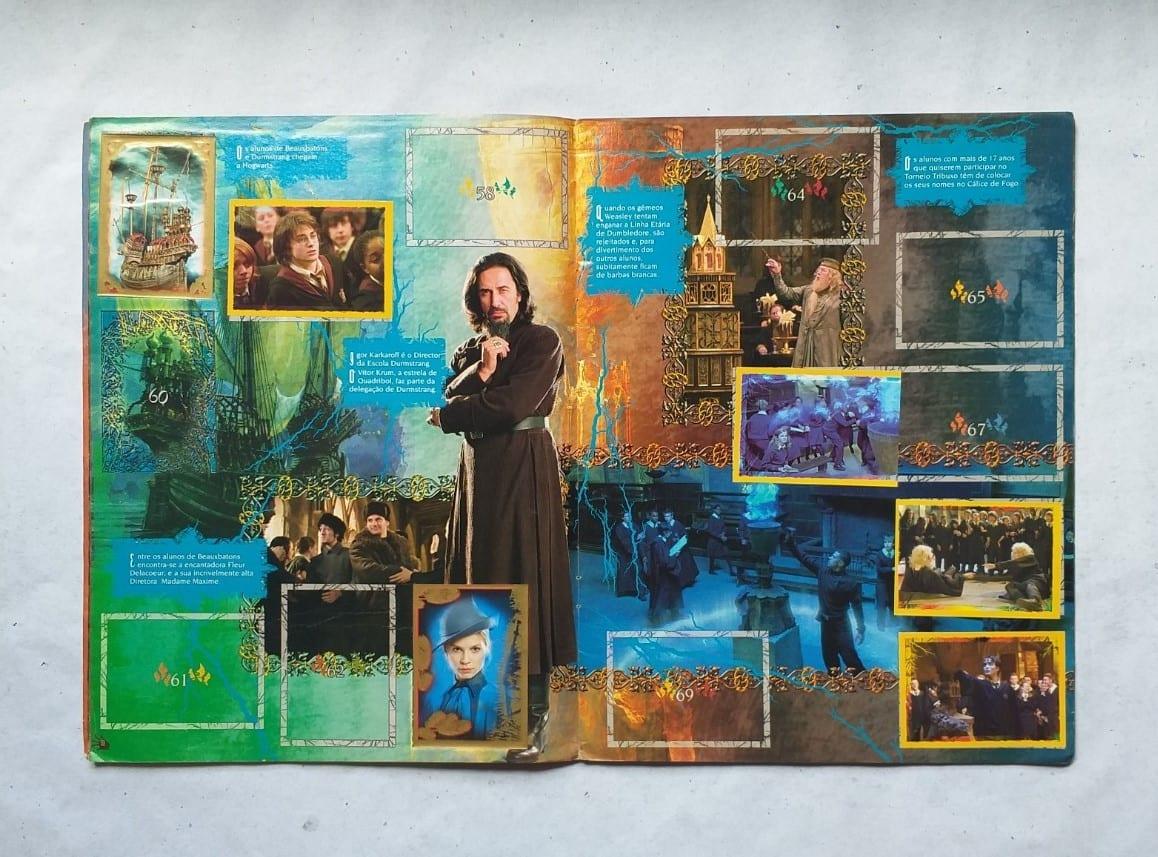 Harry Potter e o calice de fogo 5 Casa do Colecionador