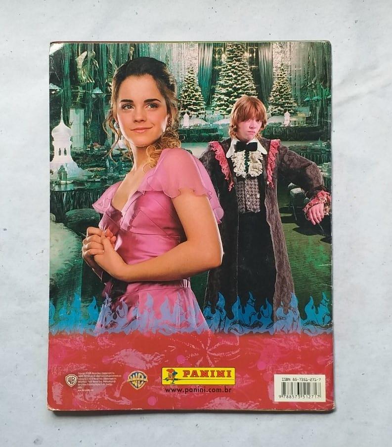 Harry Potter e o calice de fogo 6 Casa do Colecionador