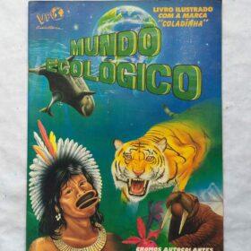 album mundo ecologico 1 Casa do Colecionador