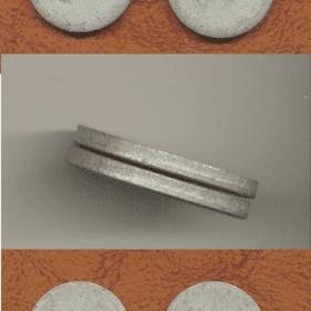 discos de aluminio 24 mm 15270 Casa do Colecionador