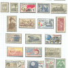 selos da checoslovaquia lote 210 Casa do Colecionador