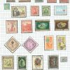 selos da colombia lote 130 Casa do Colecionador
