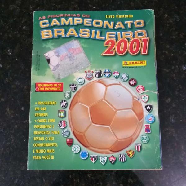 Brasileiro 2001 2a Casa do Colecionador
