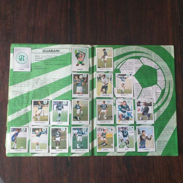 Brasileiro 95 sucata c Casa do Colecionador