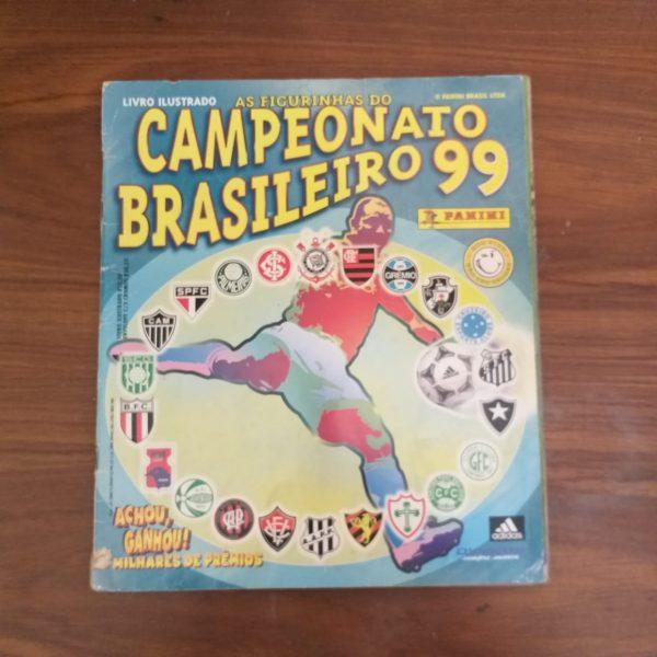 Brasileiro 99 3a Casa do Colecionador