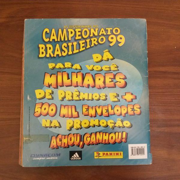 Brasileiro 99 3e Casa do Colecionador