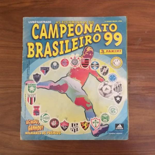 Brasileiro 99 5a Casa do Colecionador