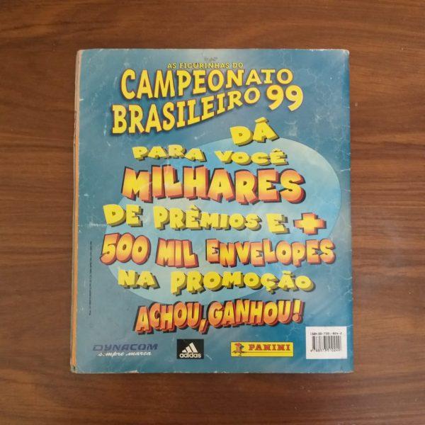 Brasileiro 99 5e Casa do Colecionador