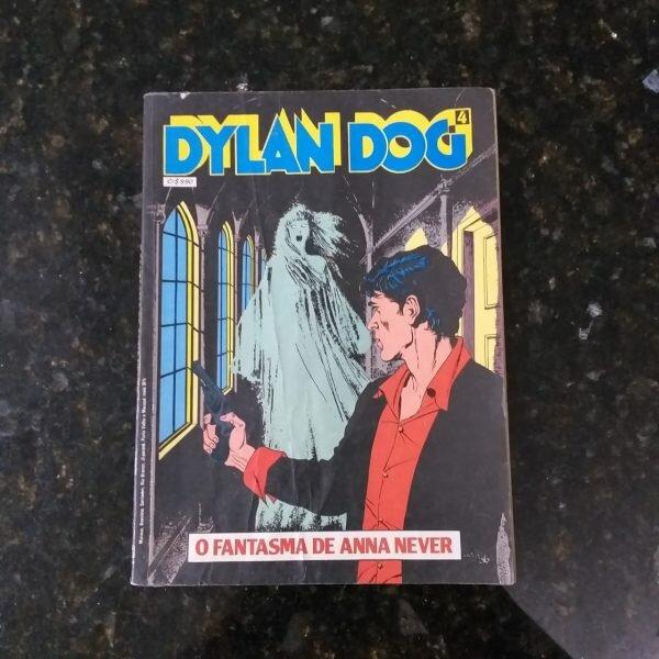 Dylan Dog 4 Casa do Colecionador