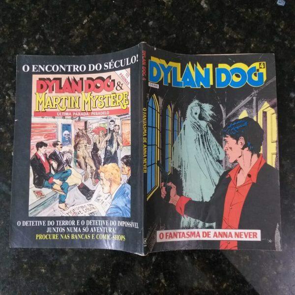 Dylan Dog 6 Casa do Colecionador