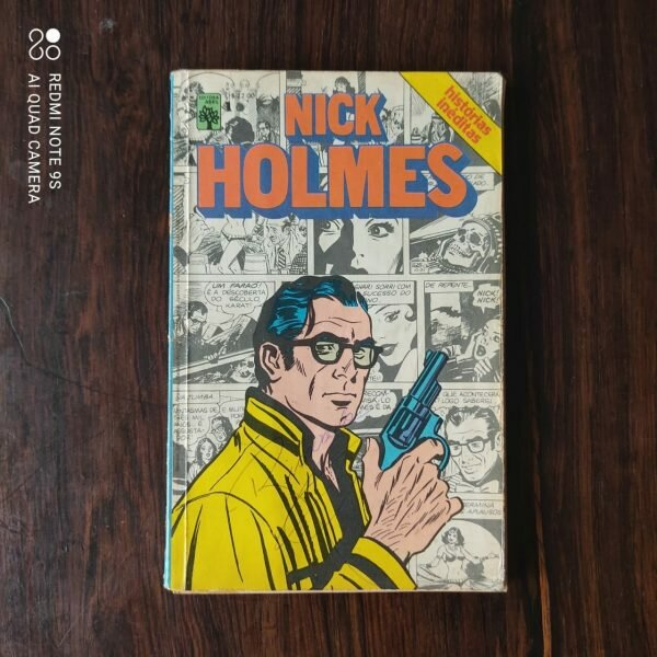 Nick Holmes 3 rotated Casa do Colecionador