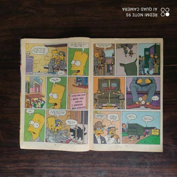 Simpson 3 rotated Casa do Colecionador