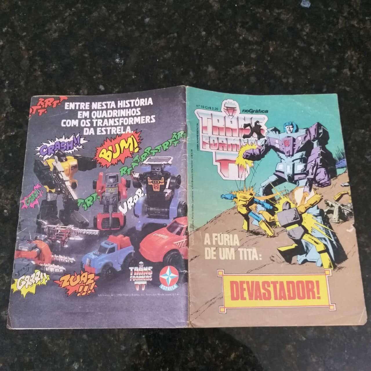 Transformers 3 1 Casa do Colecionador
