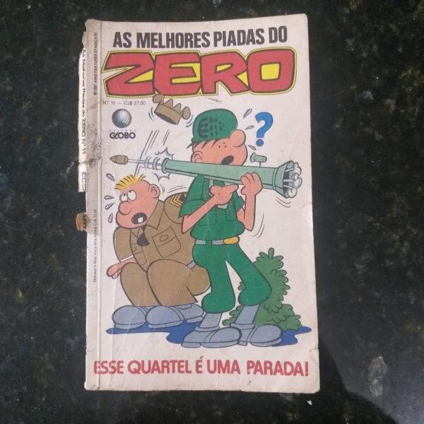 Zero 1 Casa do Colecionador