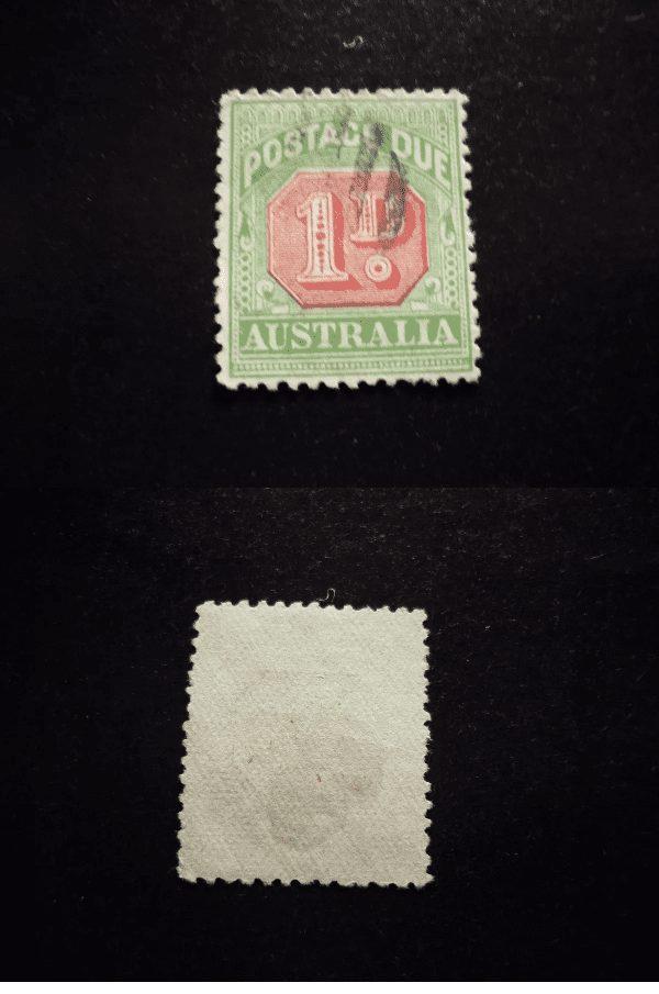1 A AUSTRALIA 12 Casa do Colecionador