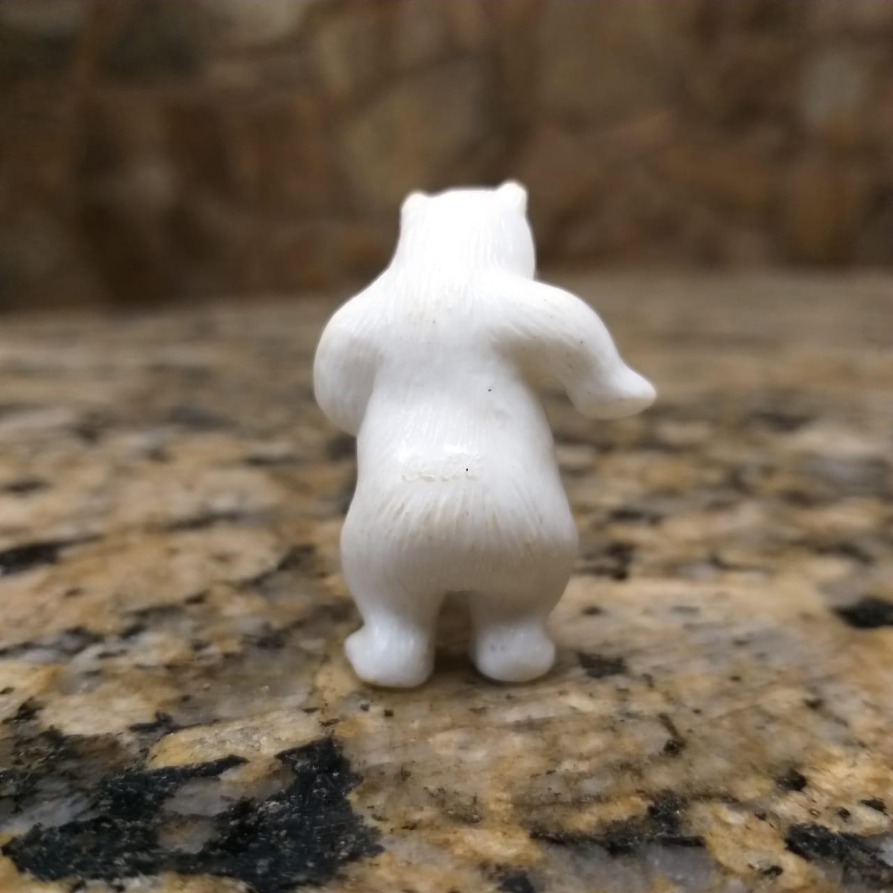 urso coca cola 4a Casa do Colecionador