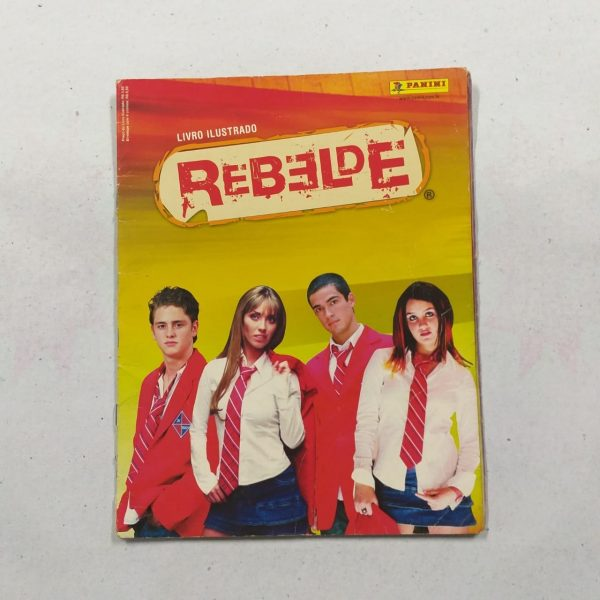 Album rebelde 1 Casa do Colecionador
