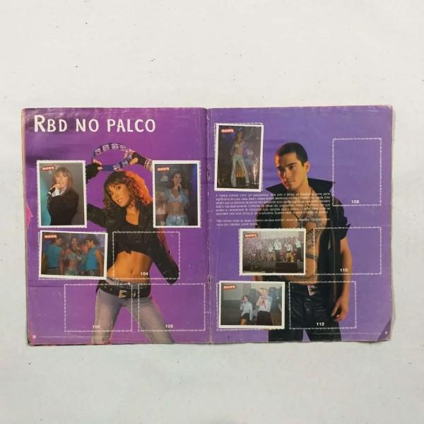 Album rebelde 1b Casa do Colecionador