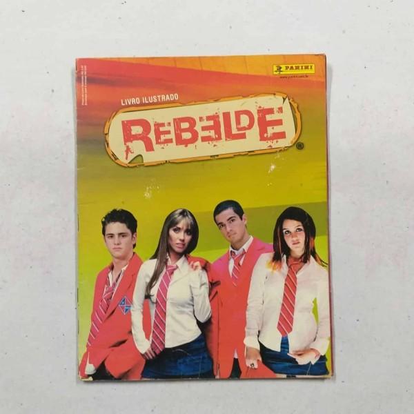 Album rebelde 2 Casa do Colecionador