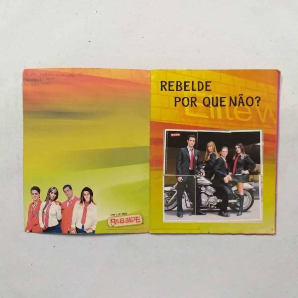 Album rebelde 2a Casa do Colecionador