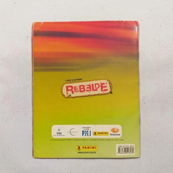 Album rebelde 2c Casa do Colecionador