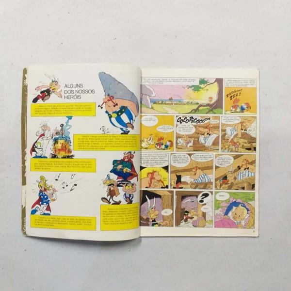 Asterix 1a Casa do Colecionador