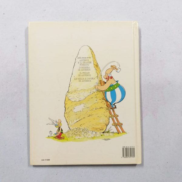 Asterix 4c Casa do Colecionador