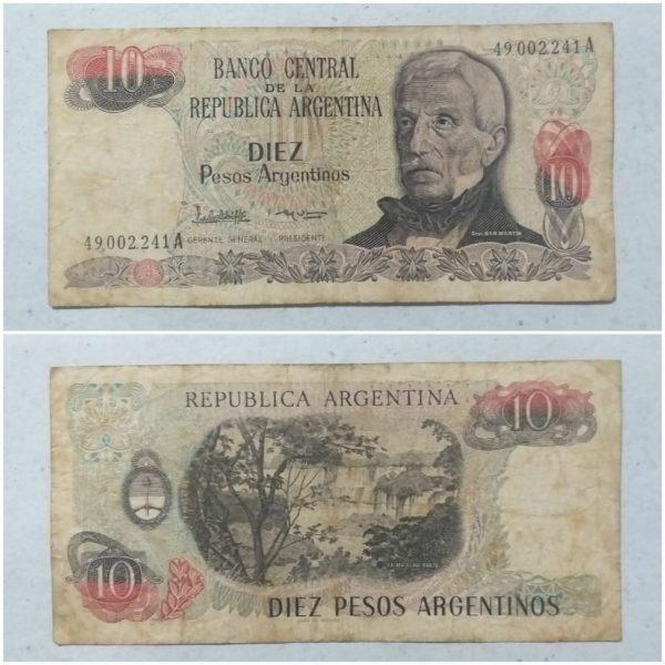 Argentina 9 Casa do Colecionador