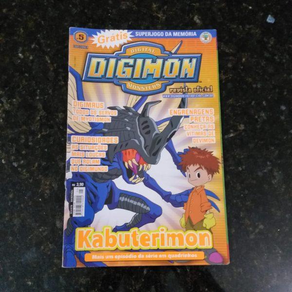 Digimon 20 1 Casa do Colecionador