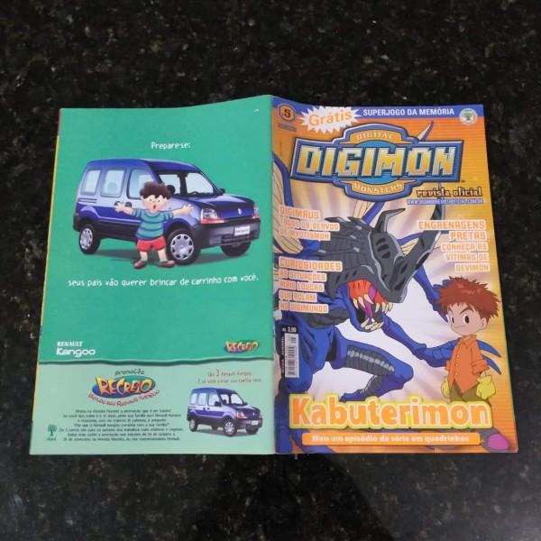 Digimon 21 1 Casa do Colecionador