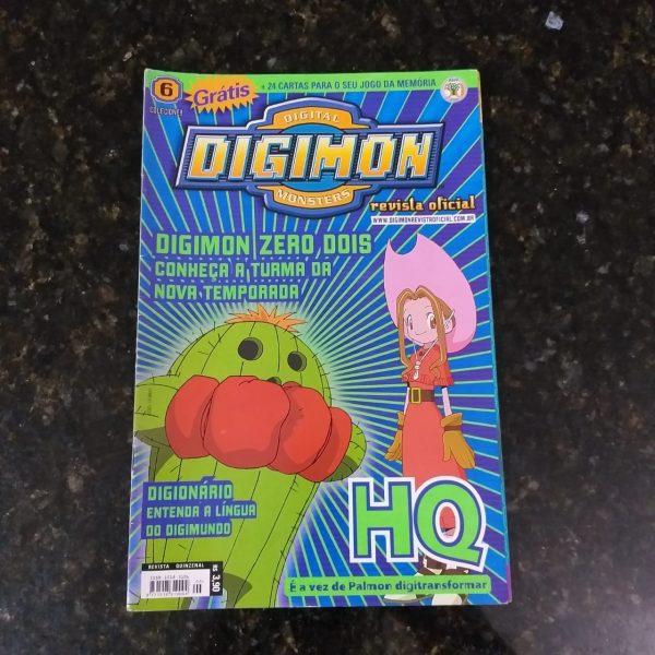 Digimon 22 Casa do Colecionador