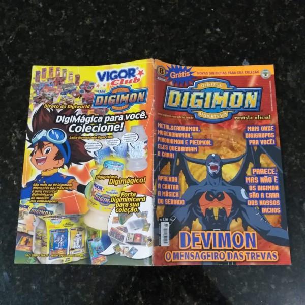 Digimon 27 Casa do Colecionador