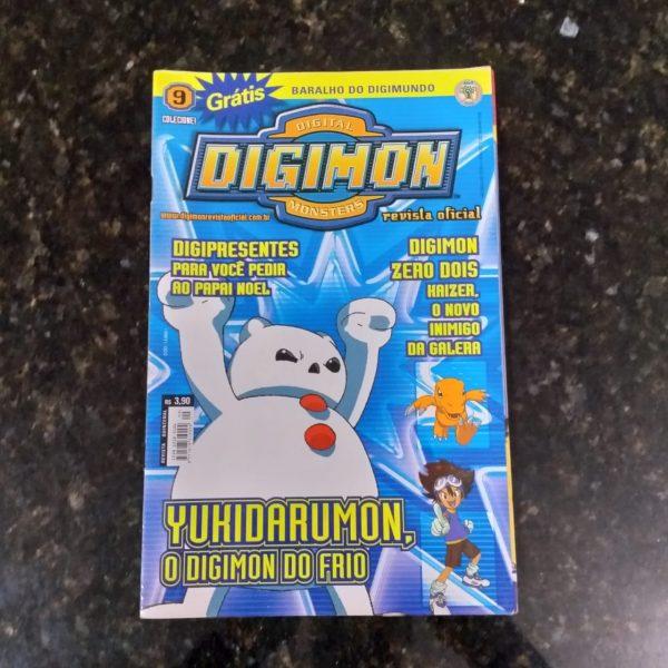 Digimon 28 Casa do Colecionador