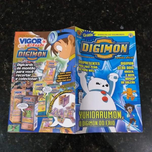 Digimon 29 Casa do Colecionador