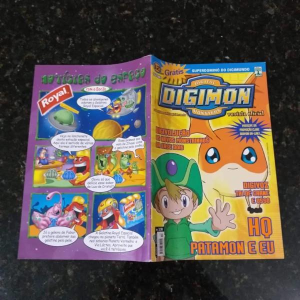 Digimon 33 Casa do Colecionador