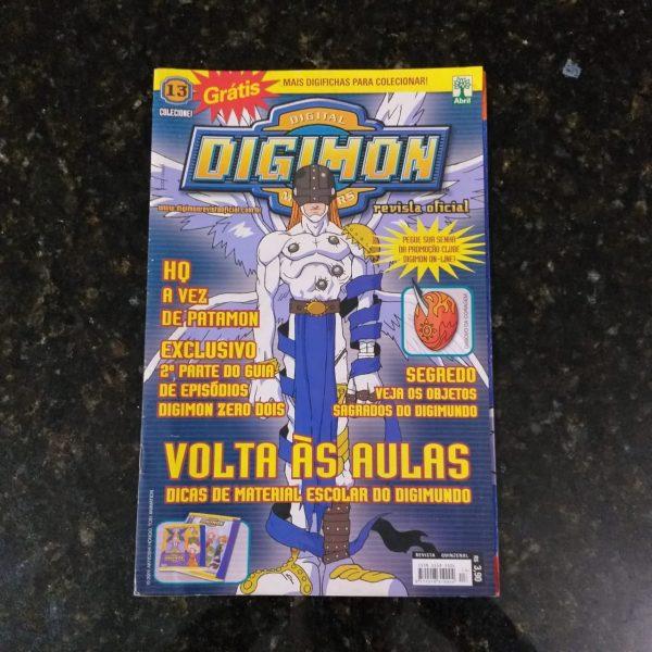 Digimon 34 Casa do Colecionador