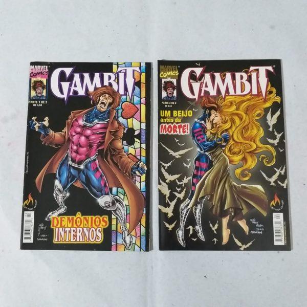 Gambit 1 Casa do Colecionador